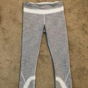 Lululemon crop pants size 4
